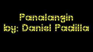Panalangin - Daniel Padilla