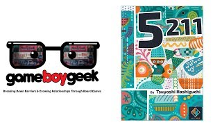 5211 Review with the Game Boy Geek