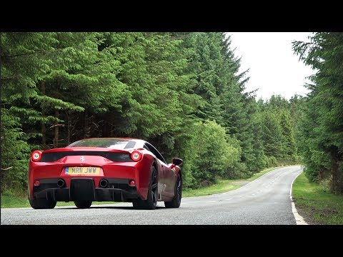 NEW CAR! Ferrari 458 Speciale Collection Day! | MrJWW