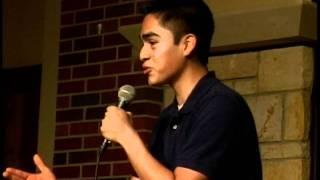 preview picture of video 'AVW Presents: Miguel Gomez - Athens Open Mic, 11/05/2011'