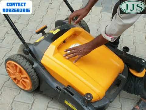 JJS Mechanical Sweeper