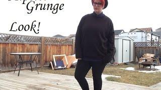 Hipster Grunge Look