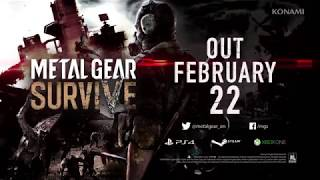 VideoImage1 Metal Gear Survive