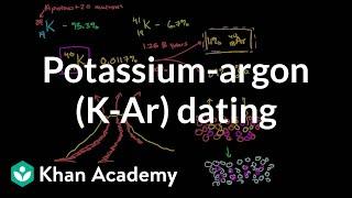 Potassium-Argon (K-Ar) Dating