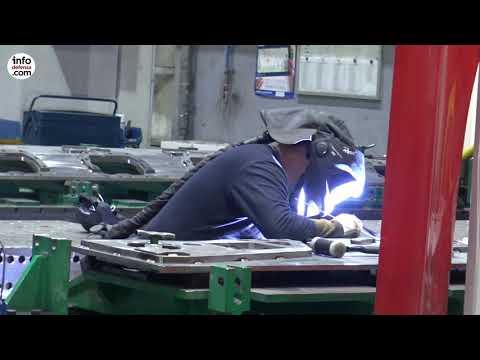 Santa Bárbara Sistemas instala en Trubia un centro de mecanizado de última generación