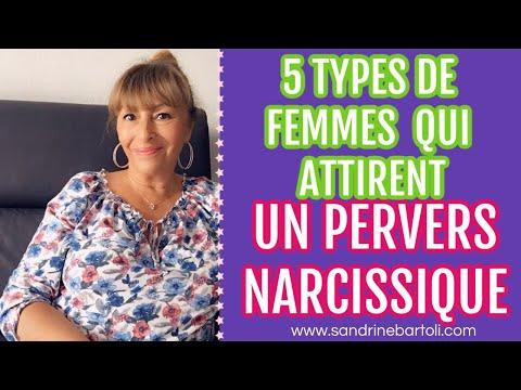 5 types de femmes qui attirent un PN
