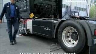 Стенд развал-схождение KOCH от компании АвтоСпец - видео