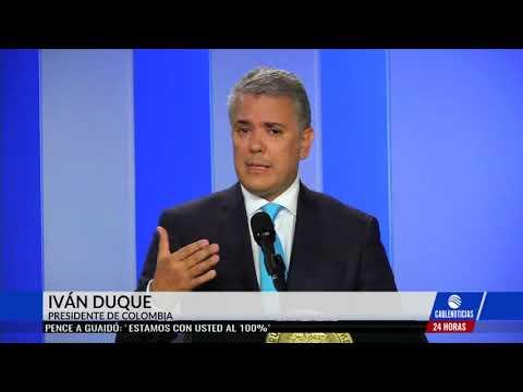 Duque anuncia que el pais invitado en la Filbo 2019 sera Colombia