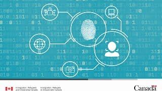 Mga hakbang sa pagtingin sa Biometrics