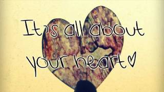 Mindy Gledhill-All about your heart♥ lyrics High Quality Mp3