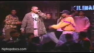HARD TO THE LEFT RAP PARTY FEAT. BRAND NUBIAN