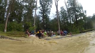 preview picture of video 'Warrior Dash - Charles City, VA - 29 September 2012 - Part 1'