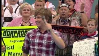 """Dorfrocker """"Dorfkind"""" ZDF Fernsehgarten 2012"""