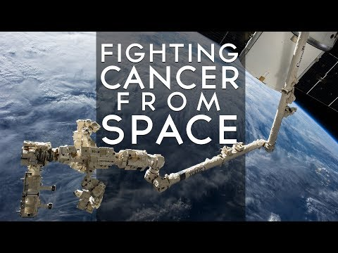 Canadian IGAR Breast Cancer Robot- Truly Space Age