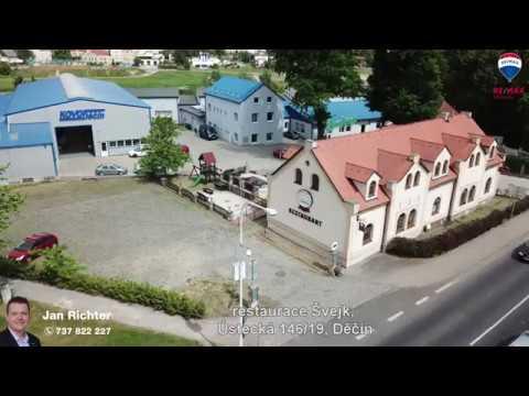 Video z << Prodej restaurace, 436 m2, Děčín >>