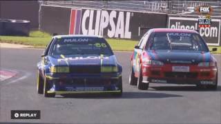 Improved Production Car Championship 2017. Race 2 Adelaide Street Circuit. Amazing Battle for Win