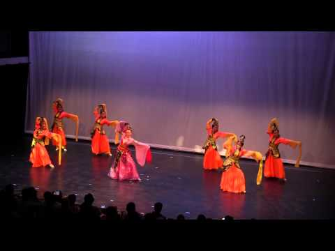 2014 Ottawa performance original Chinese song