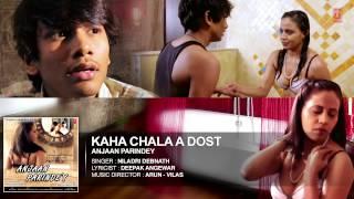 Kahan Chala A Dost  Niladri Debnath