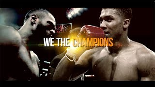 WE THE CHAMPIONS 2018