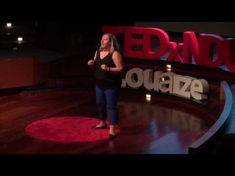 Sex ed: The power of education   Pauline Aad   TEDxNDULouaize