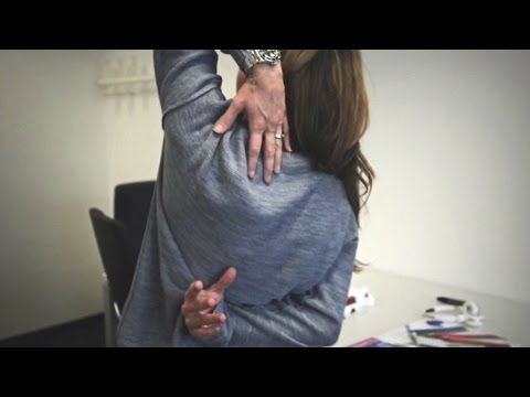 Akuter Rücken in beiden Beine ausstrahlende Schmerzen