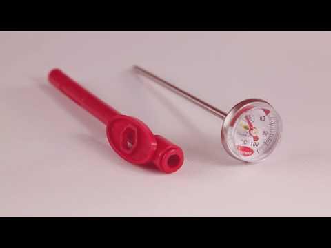 EC0081  Manejo Higiénico de los Alimentos - Ajuste de termómetro