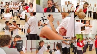 preview picture of video 'Prüfungslehrgang an der WingTsun Akademie Heidelberg'