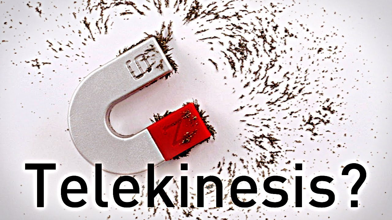 How Real-Life Physics Fakes Telekinesis