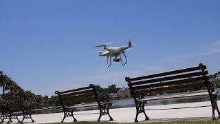 Flying Drones in Charleston