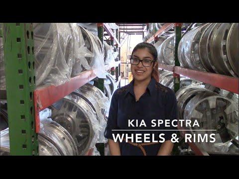 Factory Original Kia Spectra Wheels & Kia Spectra Rims – OriginalWheels.com