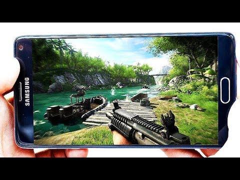 10 БЕСПЛАТНЫХ ИГР НА АНДРОИД и iOS от Gameloft