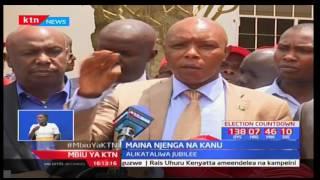 Mbiu ya KTN taarifa kamili : Siasa na Wanasiasa - 22/3/2017 [Sehemu ya Kwanza]