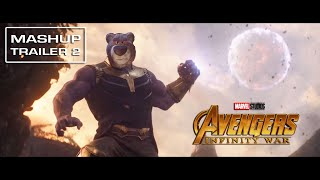 Toy Story 3 | Avengers Infinity War - [Mashup] Trailer 2