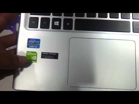 acer aspire v5 571G corei5 variant with backlit keyboard silver 15.6 HD review in HD