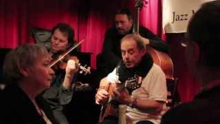 Boulou Ferré & Daniel John Martin jouent un hommage à Patrick Saussois, récemment disparu