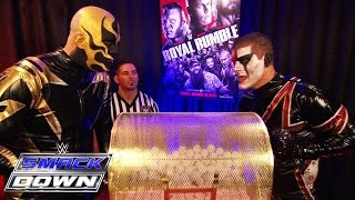 Superstars learn what spot they will hold in the Royal Rumble Match: SmackDown, January 22, 2015