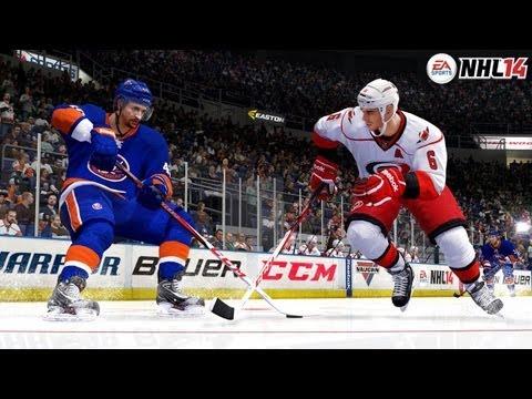 NHL 14 - Stick Skills trailer