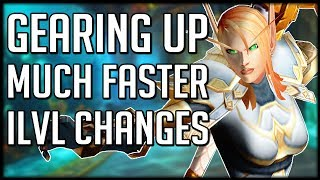 HUGE ITEM LEVEL INCREASES - Everything You Need To Know About Season 2 BFA   WoW Battle for Azeroth
