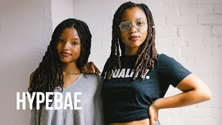Chloe X Halle On Touring With Beyoncé And Debut Album 'The Kids Are Alright'