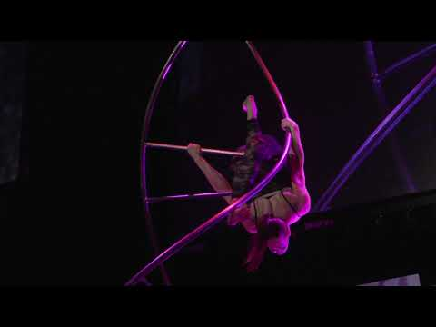 Johanna Sapakie Aerial Performance - 2018 Industry Dance Awards