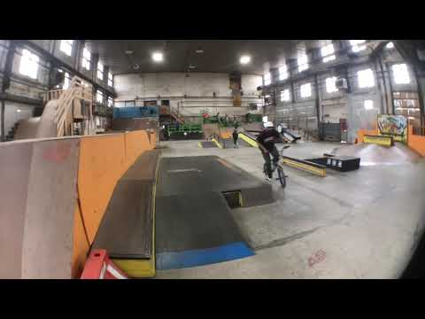"Josiah ""JoJo"" Jones at 4 Seasons Skatepark"