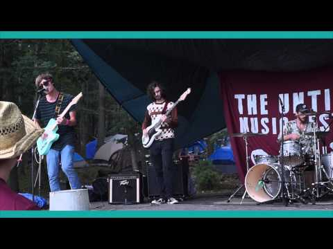 My band Walkabout performing at The Untitled Music Festival 2015 in New Castle, Virginia.
