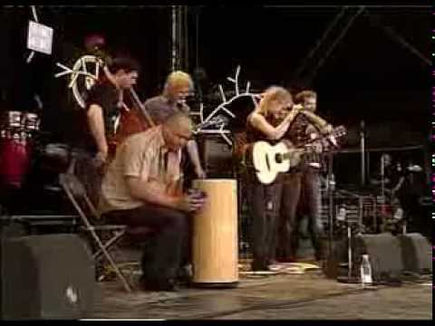 Ilse DeLange - Tapdancing On A Highwire - Live at Pinkpop 2003