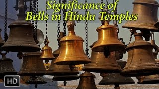 Interesting Facts Of Temple Bells - Significance Of Bells In Hindu Temples
