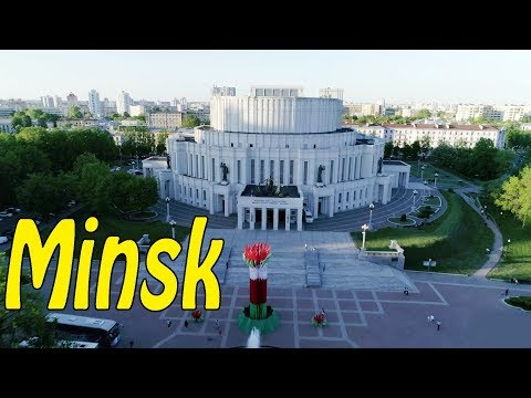 Travel Log: Touring Minsk, Belarus as a Tourist