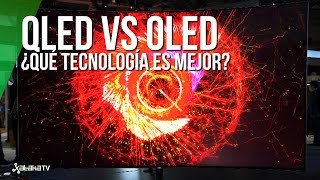 QLED vs OLED, ¿qué tecnología es mejor?