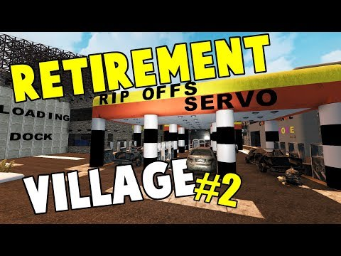 Retirement Village #2 | WotW | 7 Days To Die Alpha 16 Let's Play Gameplay PC | E23