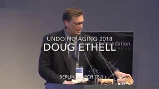 Joachim Lingner presenting at Undoing Aging 2019 - Thủ thuật