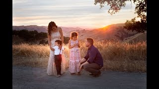 Livermore Hills Family Photography Session - East Bay Family Photographer