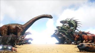 ARK Creatures VS ATLAS Creatures | Cantex